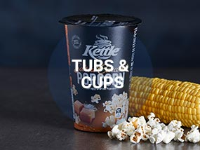 tubs & cups